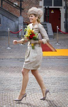 Queen Maxima June 2013