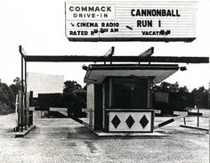 Commack Drive In