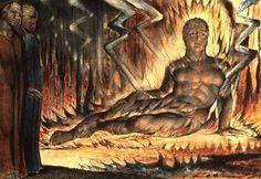 L'horreur des temps modernes, par William Blake