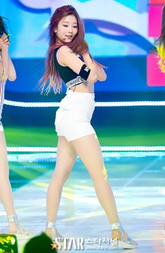 CLC - Like - Seung Yeon