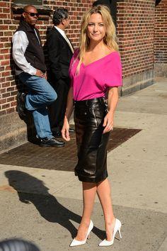 Kate Hudson in Michael Kors Pre Fall 2013