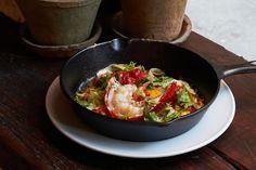 Dish at Wong Restaurant (7 Cornelia Street)