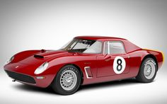 Pinned by http://FlanaganMotors.com.1965 Iso Rivolta Daytona