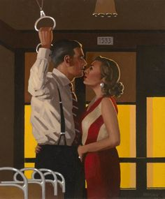 The Last Great Romantics - Jack Vettriano