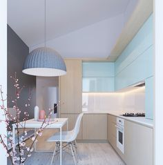 Apartment in Irpin' on Behance