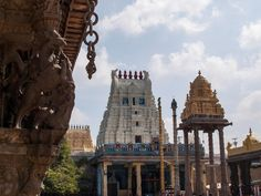 Varadaraja Perumal (Vishnu) temple, Kanchipuram, Tamil Nadu