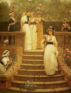 The Rose Queen, George Leslie Dunlop