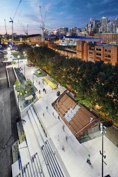 The_Goods_Line-ASPECT_Studios-CHROFI-07 « Landscape Architecture Works   Landezine
