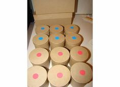 Parenting in the Moment: DIY: Montessori Sound Cylinders