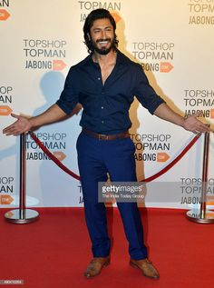 Vidyut Jamwal at the launch of an international fashion brand in Mumbai. Get premium, high resolution news photos at Getty Images Handsome Indian Men, Indian Bollywood Actors, Dj Movie, Handsome Celebrities, Fashion Brand, Mens Fashion, Hottest Guy Ever, Vogue Men, Beard Lover