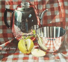 FREE DEMO --- Learn how to draw with colored pencils like David Dooley - Home Study Course and Coaching too. www.ColorPENCILSecrets.com