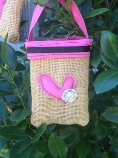 Burlap Favor Bags || Fairfield World ||  #burlap #favors #gifts