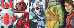 """Transformers, G.I. Joe Join Hasbro's """"Revolution,"""" """"Dirk Gently"""" Arrives in IDW's October 2016 Solicits 