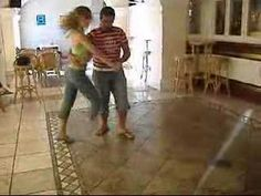 I like the way they danced the bachata.  This would be a great way to exercise, huh.  Okay, where is my partner!!!