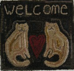 Prim Cats Welcome