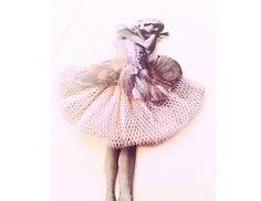 ..Twigg studios: ballerina ornament tutorial