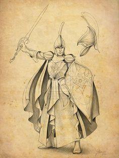 Fingolfin by ~grzegoszwu