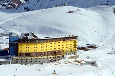 Centro de Ski Portillo