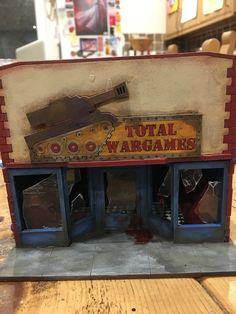 TT Combat war games shop.