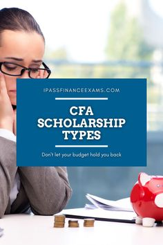 Do you want to get CFA certified, but need some financial assistance? Make sure you know all about the CFA scholarship types, requirements, and deadlines. #CFA #testprep #accounting Exam Study Tips, Exams Tips, Chartered Financial Analyst, Accounting Career, Career Exploration, Financial Assistance, Test Prep, Important Dates, Money Saving Tips