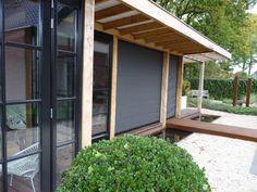 verandazeilen.nu – verandazeilen van HDPE Patio Grill, Pergola Patio, Backyard Landscaping, Gazebo Decorations, Patio Enclosures, Outdoor Cover, Boutique Interior, Garden Buildings, Residential Architecture