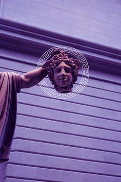 versace - medusa - head - statue