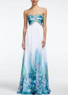 David's Bridal Prom Dress | Prom/Formal | Pinterest | Prom dresses ...