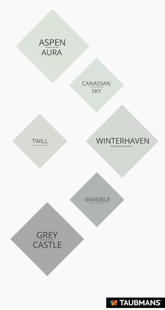 #grey #colourpalette #taubmans #taubmanscolour