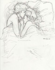 This sketch is honestly so sweet. I don't care what anyone says its so sweet.