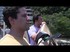 Evento na praia marca os 7 anos da morte de Guido Schäffer - YouTube