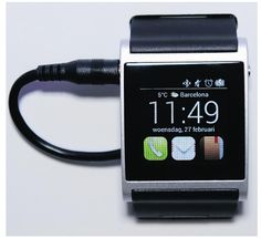 Apple iWatch will help keep us connected to each other and ourselves - this watch will help monitor the wearer's heart rate