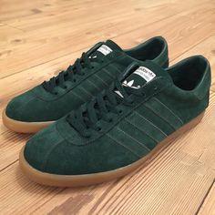 Adidas Originals Tobacco: Forest Green