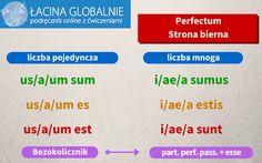 Łacina perfectum - strona bierna http://lacina.globalnie.com.pl/lacina-perfectum/
