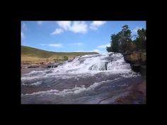 Tobogan natural Gran sabana - YouTube