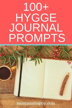 Hygge Journal Writing Prompts - Journal Ideas * Journal Inspiration * Journal Prompts * How to Start a Journal * Self Care Journal * Journal Prompts for Women * Creative Journal Prompts * Personal Journal * Hygge Lifestyle * Hygge Lifestyle Tips And Tricks, Summer Hygge, Festa Toy Story, Hygge Life, Journal Writing Prompts, Simple Living, Cozy Living, Journal Inspiration, Journal Ideas