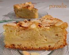 Gâteau moelleux aux pommes: mettre le four à 180° (150 ne suffit pas).