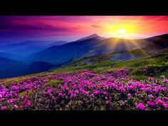 Relaxing Piano Music Mountain Sunset Sleep, Relax, Study & Meditation
