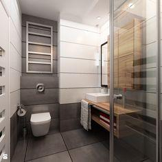 Łazienka styl Minimalistyczny - zdjęcie od ArchD Biuro projektowe - Łazienka - Styl Minimalistyczny - ArchD Biuro projektowe