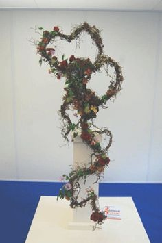 Linda Porrett's Tangled: Gold Medal and Best in Show Session 1 at RHS Chelsea Flower Show 2014