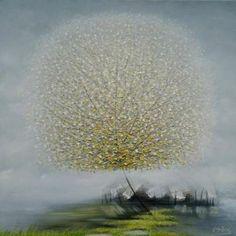 Oil landscape paintings by Vu Cong Dien Contact the artist : http://vucongdien.vxartgallery.com
