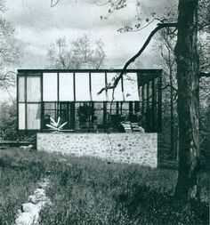 wiley house_Philip Johnson