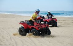 Best selection of exciting Cabo ATV Tours. Fun for the entire Family including kids atv tours. Great deals on discounted ATV adventure Tours & activities. Kids Atv, Adventure Tours, Cabo San Lucas, Adventure Travel