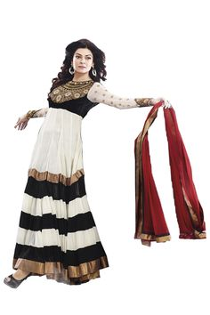 Bollywood Replica Sushmita Stylish Anarkali Suit
