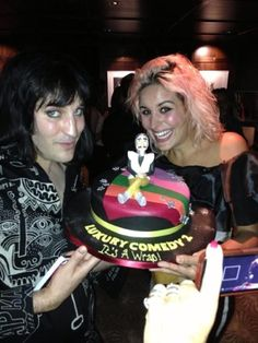 Noel Fielding's Luxury Comedy 2: And that's a wrap!