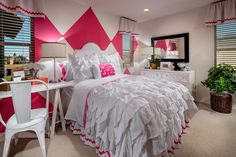 Girly girl's room!