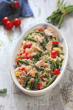 Healthy Salad Recipes, Keto Recipes, Cooking Recipes, Vegan Foods, I Foods, Yummy Food, Tasty, Pasta Salad, Food And Drink