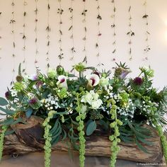 Top table design at Coombe Lodge incorporating a natural wood root piece backed with a stunning floral curtain put together with real flowers. The Wilde Bunch Lodge Wedding, Wedding Events, Floral Curtains, Real Flowers, Wedding Season, Bristol, Natural Wood, Wedding Flowers, Floral Design