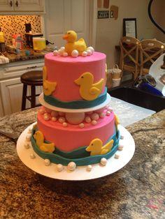 Salmon birthday cake Happy Birthday to Pinterest Birthday