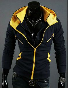 Coloured Hooded Jackets | Deal Man For Ben.