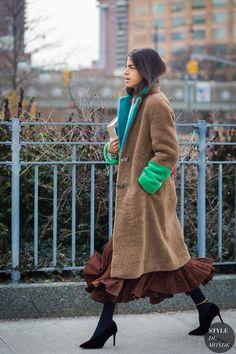 New York Fashion Week FW 2016 Street Style: Leandra Medine